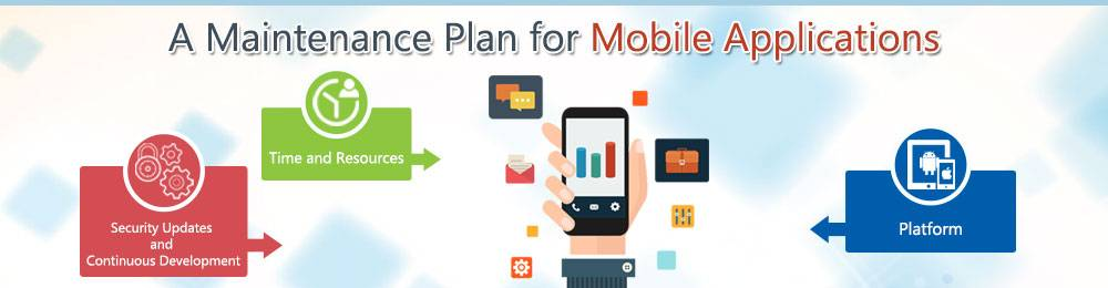 A Maintenance Plan for Mobile Applications